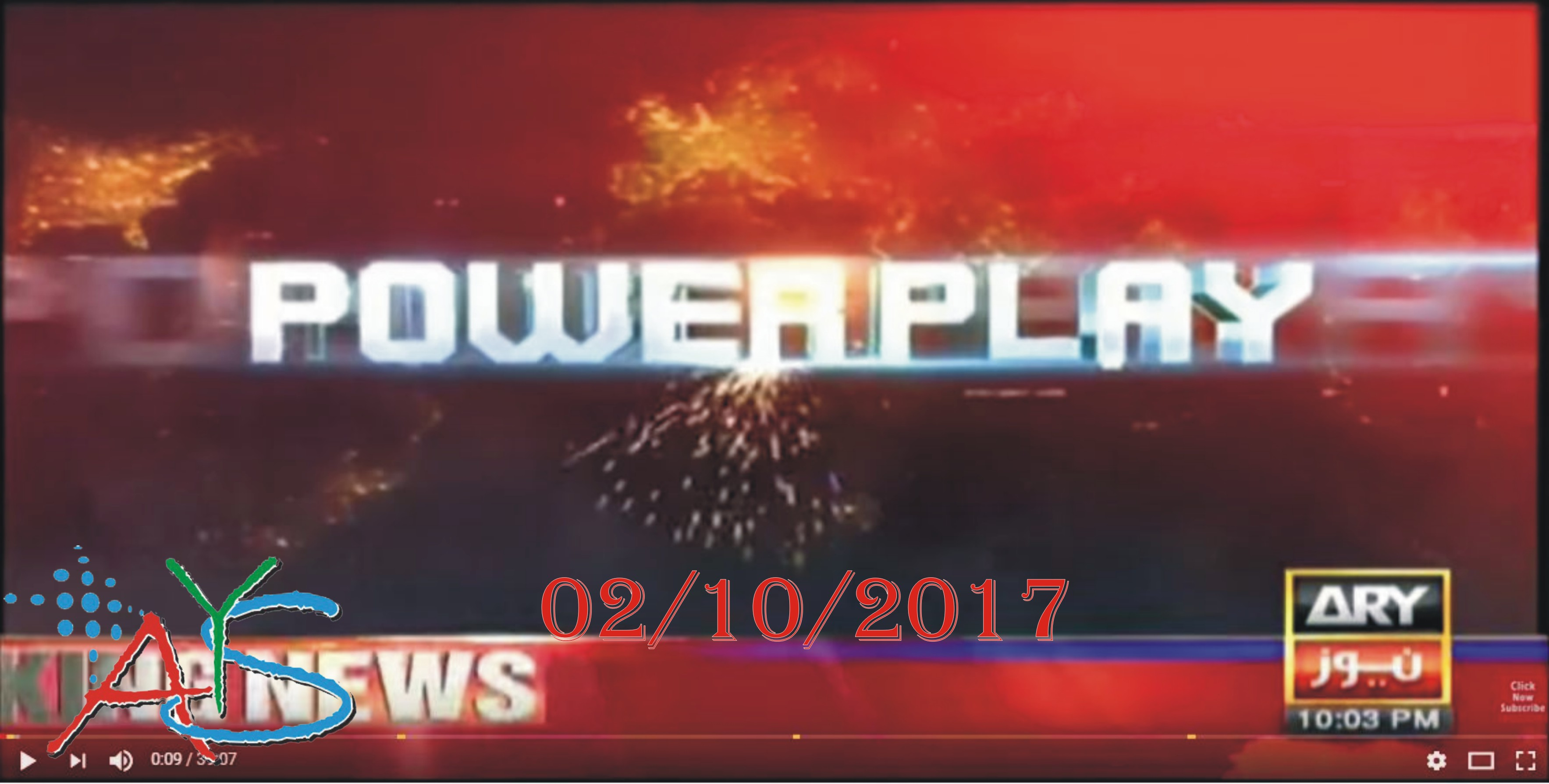 02 Oct 2017 - Power Play 2nd October 2017